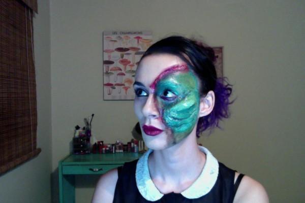v the final battle makeup wip