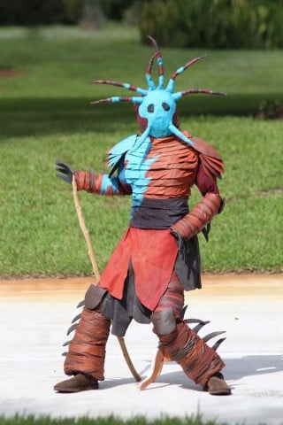 How to train your dragon 2 valka costume adafruit industries while ive seen several how to train your dragon costumes featuring hiccup and astrid this is the first valka cosplay ive spotted ccuart Gallery