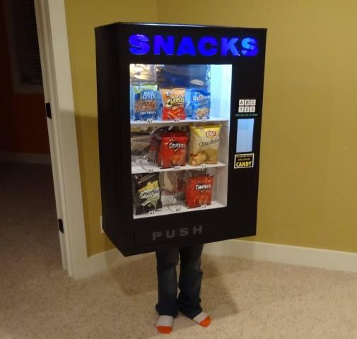 vending machine costume 1