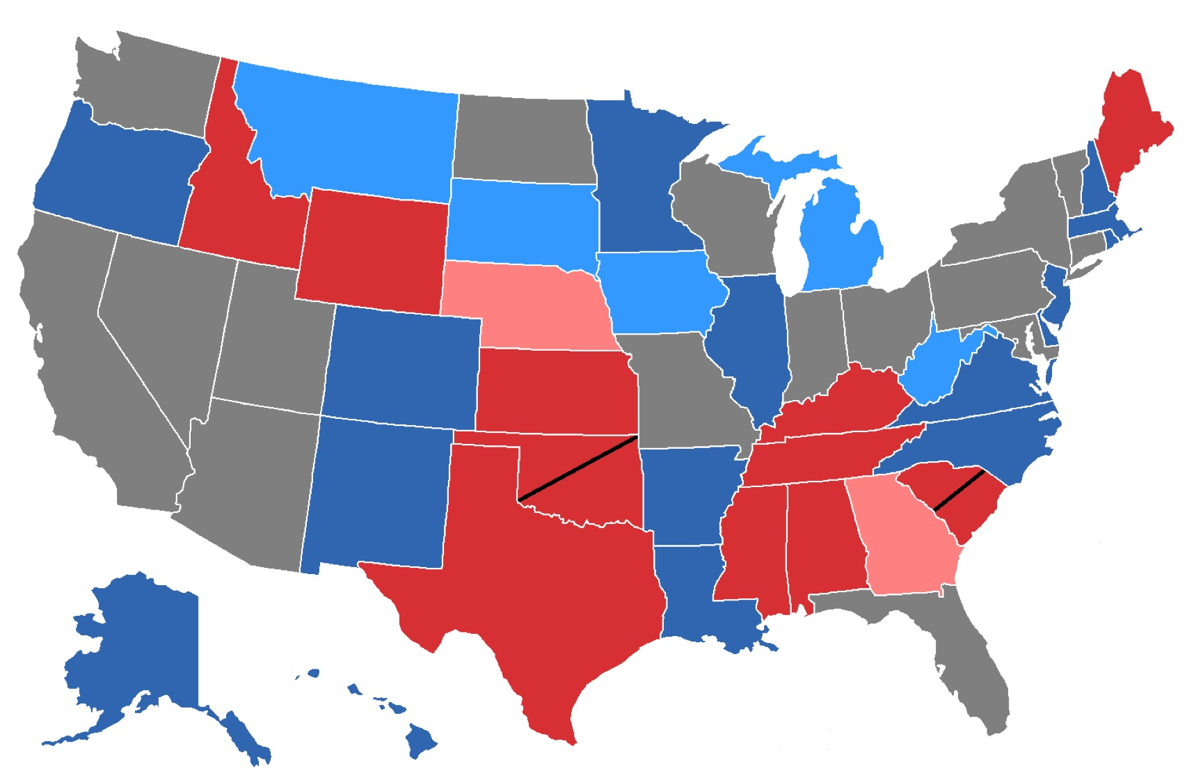 2014 Senate Election