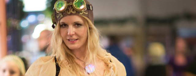 This Neopixel Steampunk Ensemble Is Cute As The Dickens