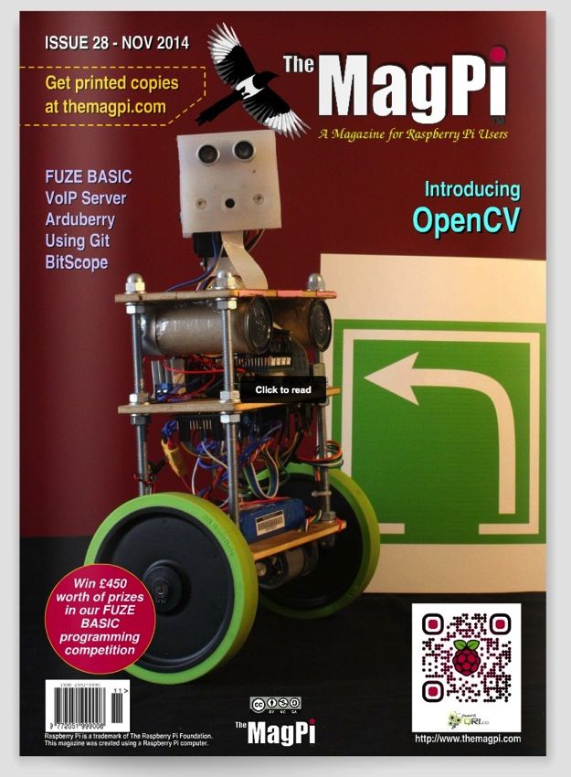Issue 28 28 The MagPi