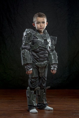 Master Chief Costume 2
