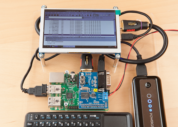 can bus data capture with wireshark on raspberry pi piday