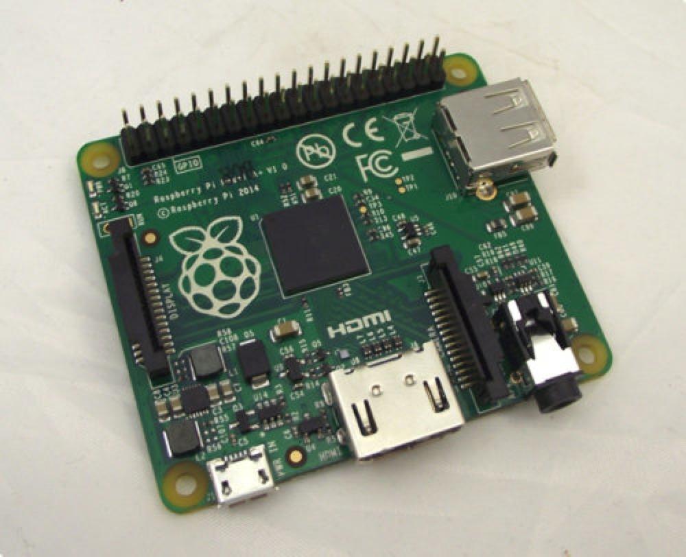 Raspberry Pi Model A-