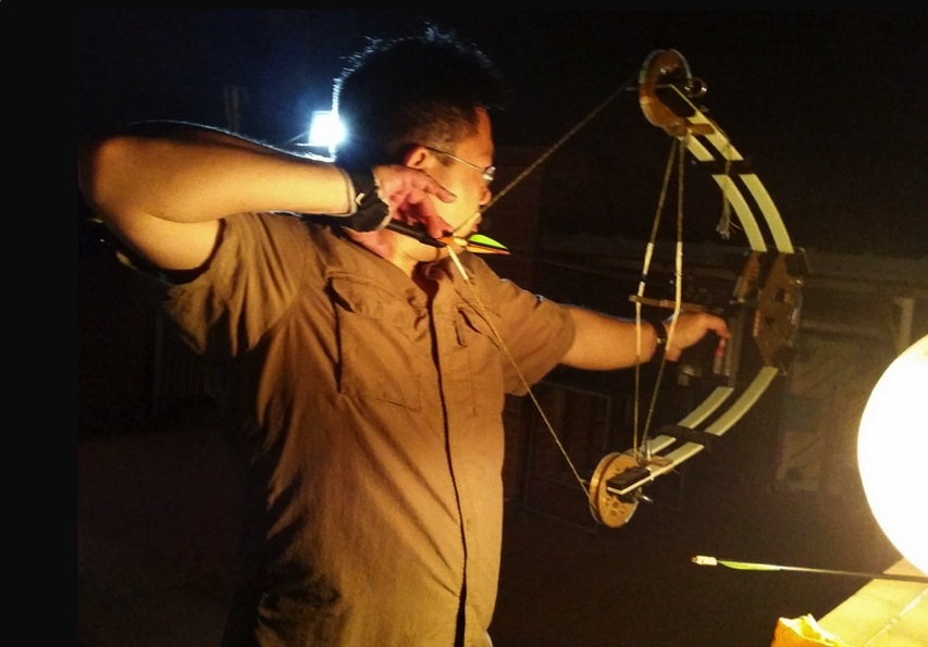 Vincy Compound Bow Mark 3 by below cho Thingiverse