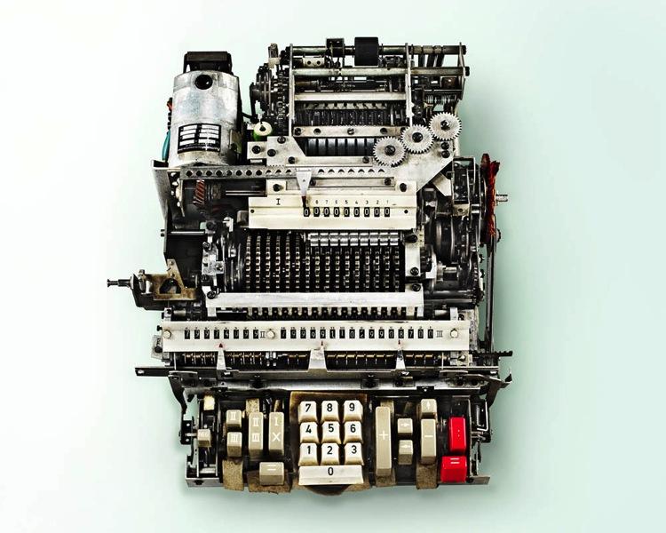 Calculating machines 40322