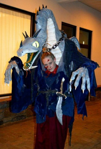 dragon costume 1