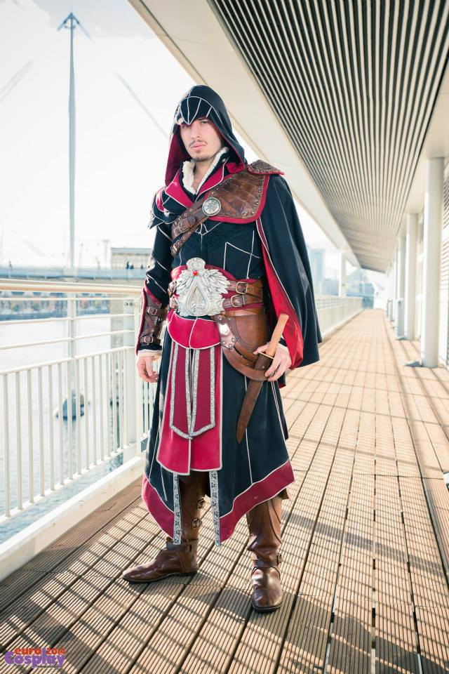 Assassins Creed Halloween Costume