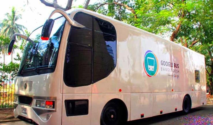 Google bangladesh bus