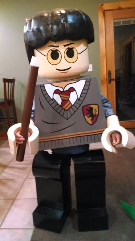 harry  potter lego 1