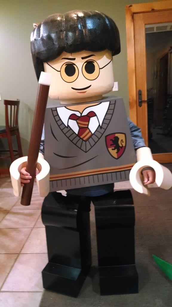 Lego Harry Potter Costume  U00ab Adafruit Industries  U2013 Makers  Hackers  Artists  Designers And Engineers