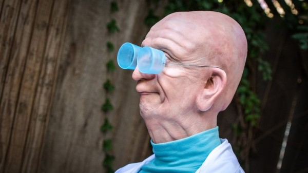 professor farnsworth cosplay
