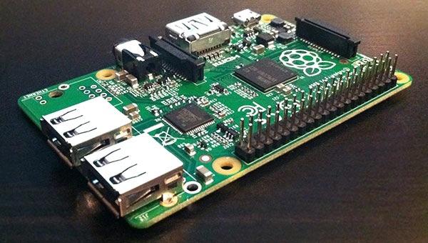Raspberry Pi B-