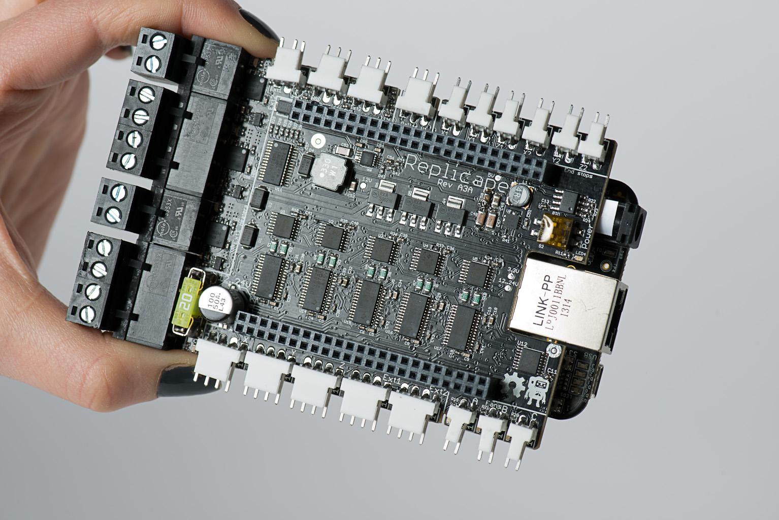 BBB - BeagleBone Black I/O GPIO Library for C