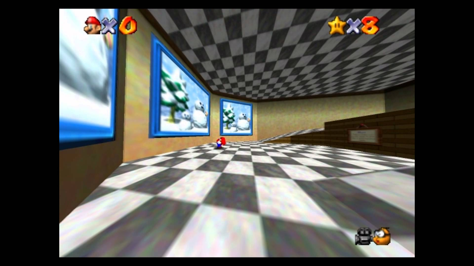 Super Mario 64: Chaos Edition Is Your Brain On Digital ...