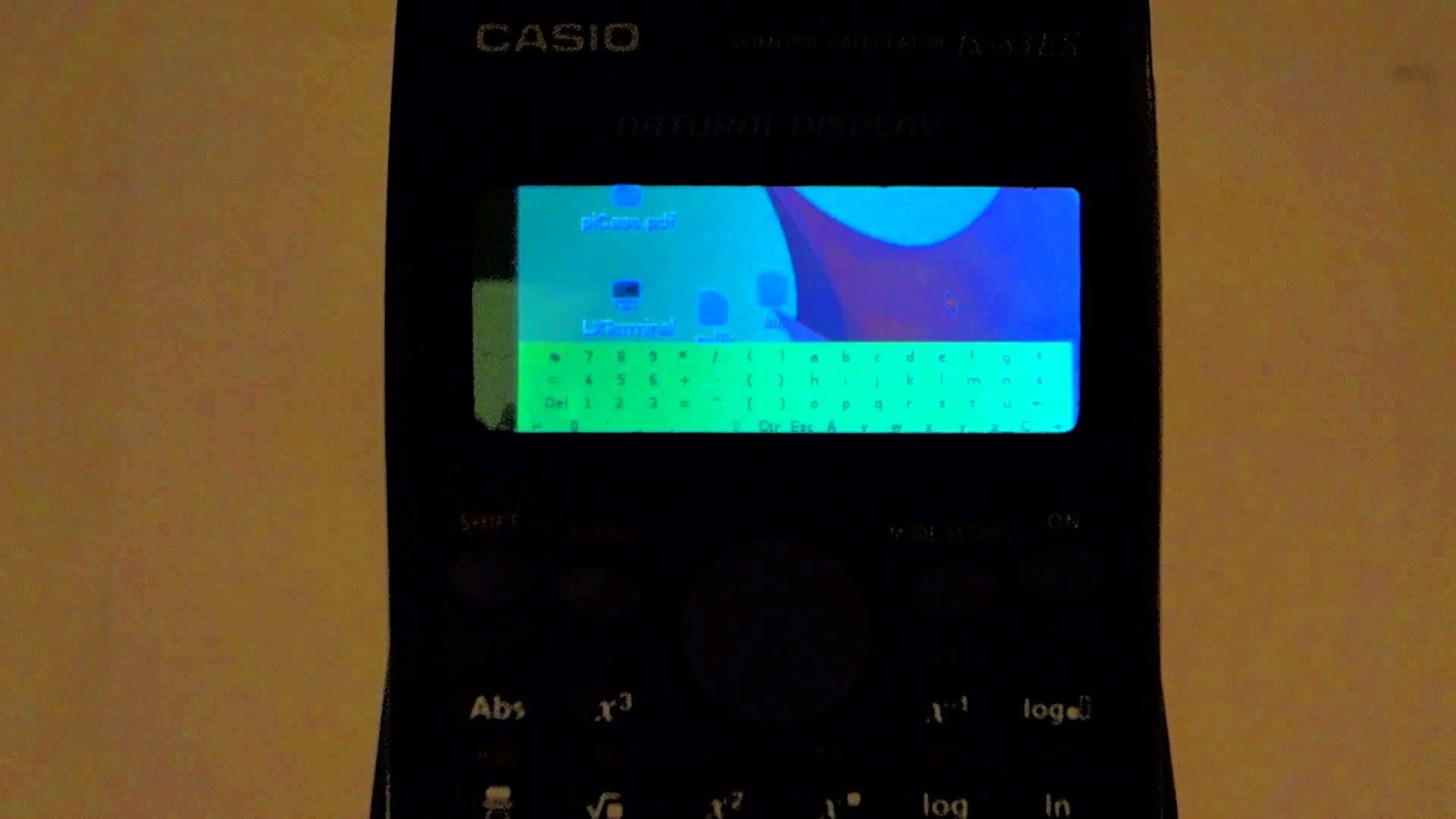 the pi caso a pocket calculator rasp pi combo raspberry pi piday