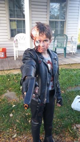 tiny terminator costume 1