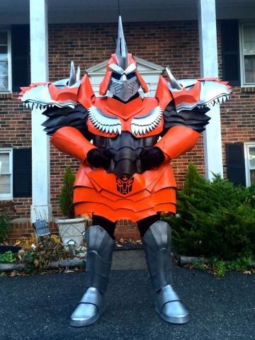 transformer costume 1