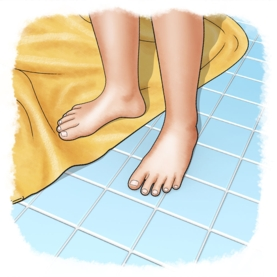 Why Does the Floor Feel Cold When the Towel Feels Warm? #makereducation