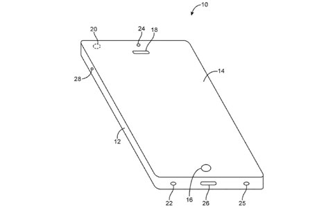 Apple-3D-scanner-patent