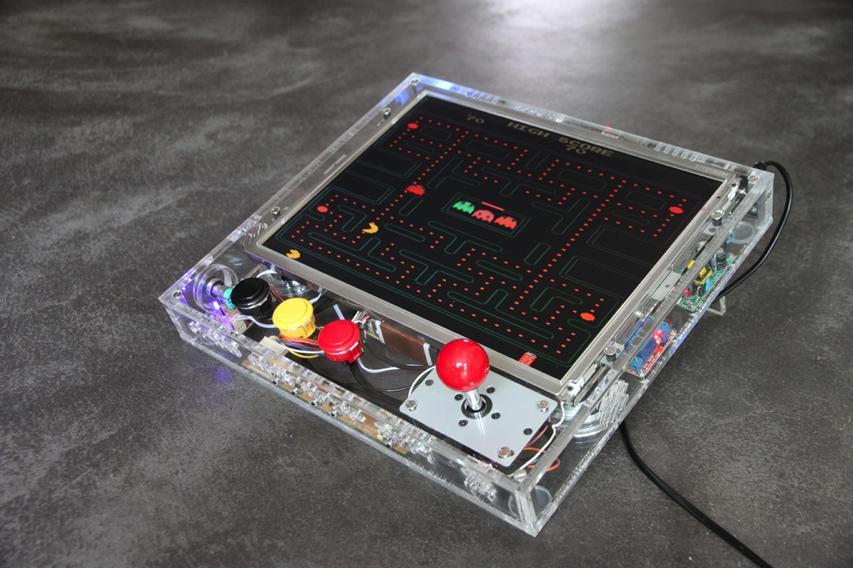 Retropie Build A Retro Gaming Arcade Console With