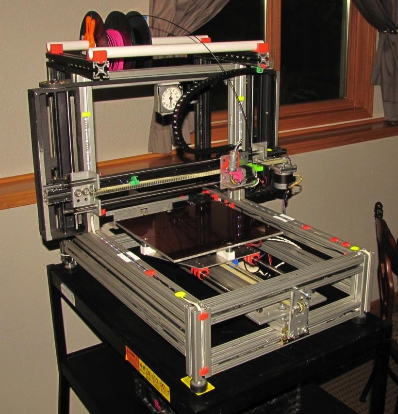 how to make a 3d printer with arduino pdf