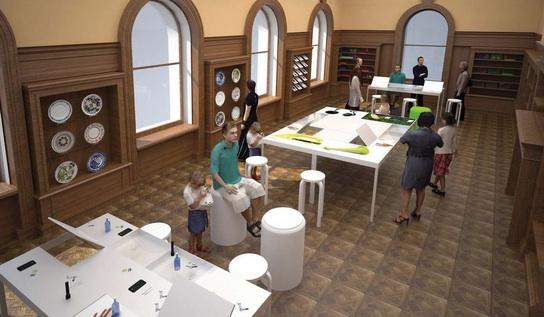 Process Lab Cooper Hewitt Smithsonian Design Museum