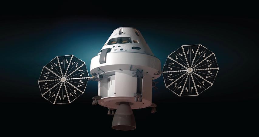 Desk Model Version Of Nasa S Orion Spacecraft 171 Adafruit