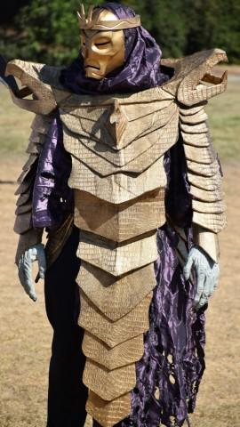 Skyrim Dragon Priest costume