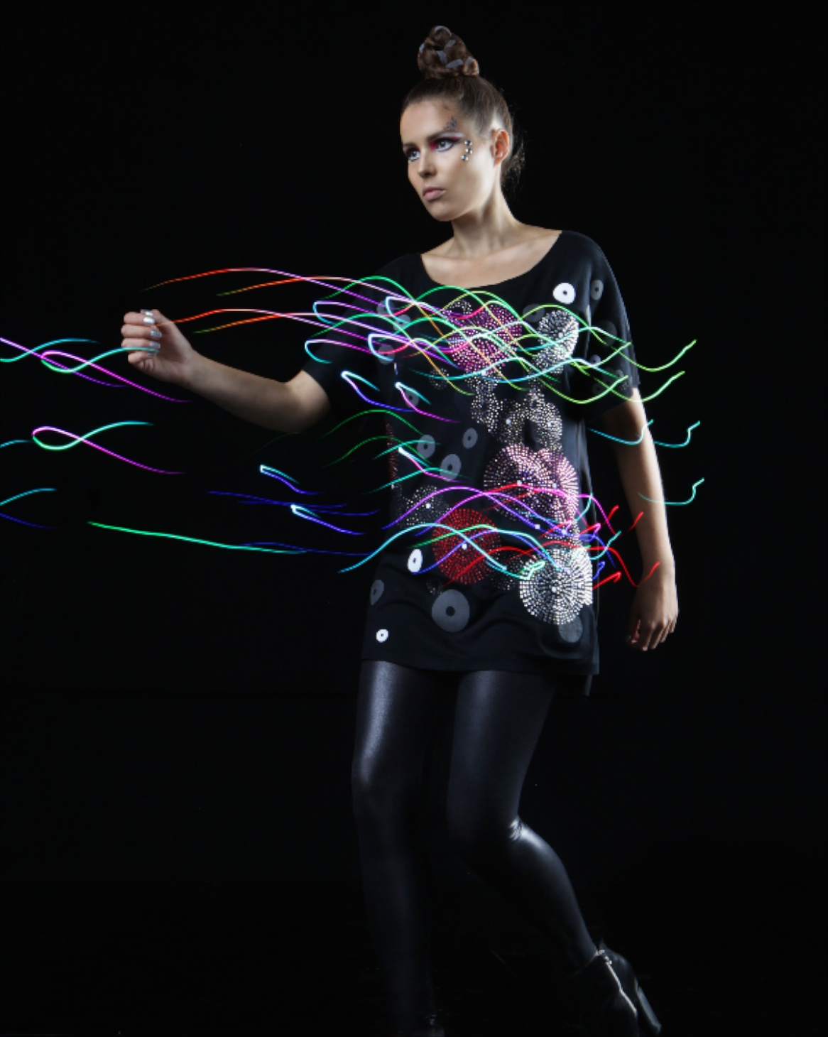 CuteCircuit's Twirkle shirt