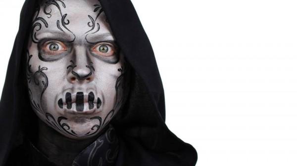 death eater makeup