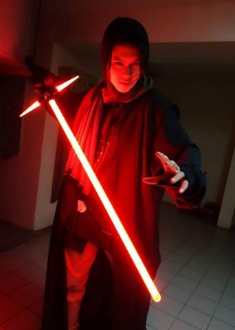 first tri blade lightsaber 1