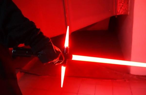 first tri blade lightsaber 3