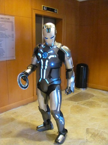 iron tron costume 1