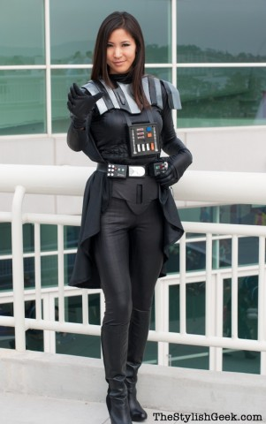lady vader costume 1
