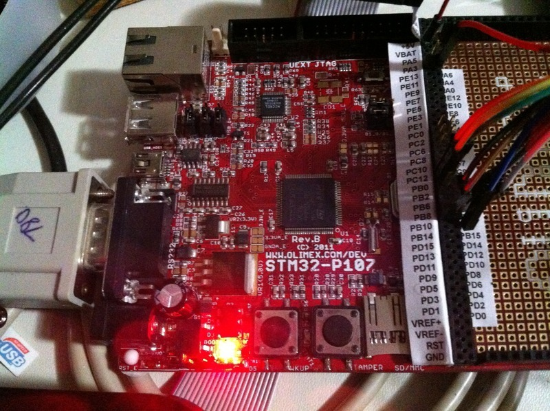 Leds best stm32