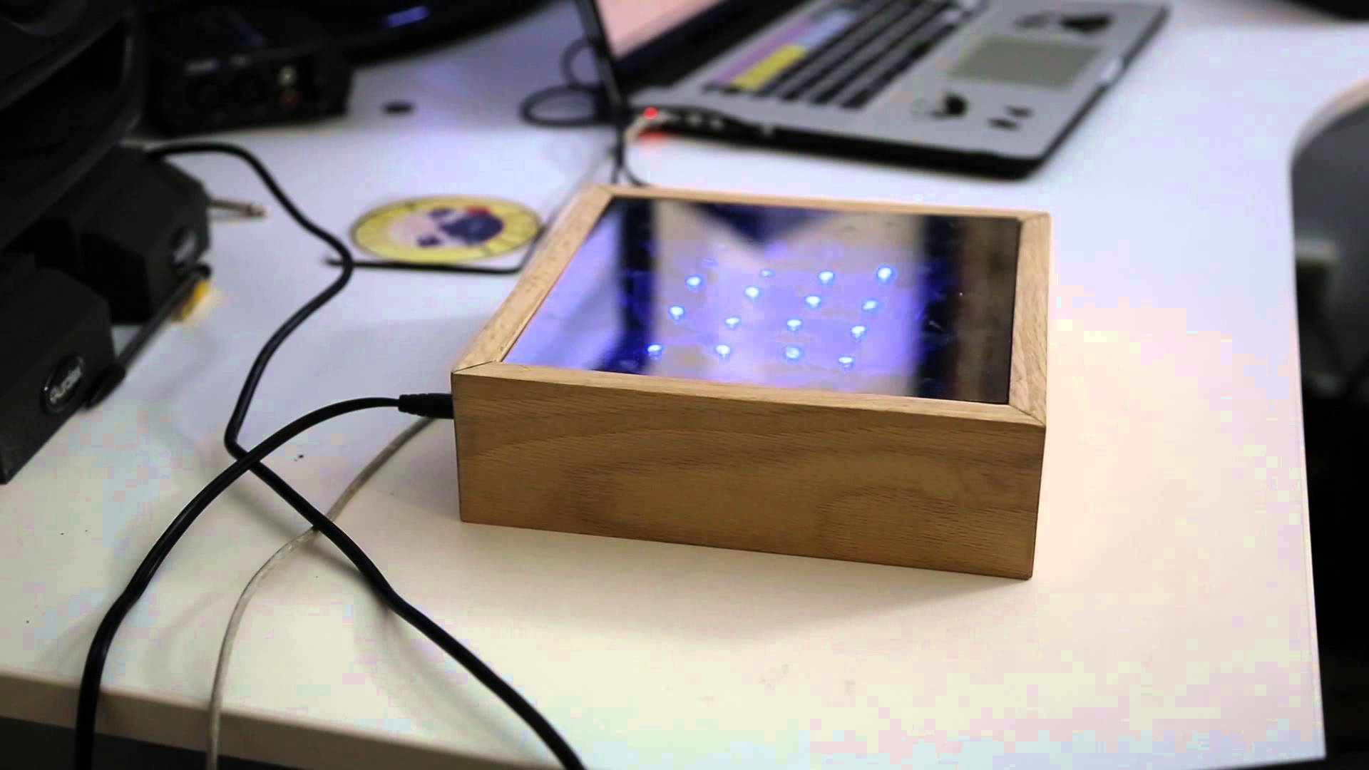 Make A Light Box DJ With Arduino « Adafruit Industries U2013 Makers, Hackers,  Artists, Designers And Engineers!