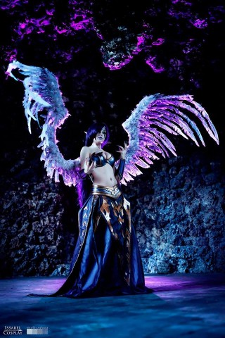 morgana costume 1