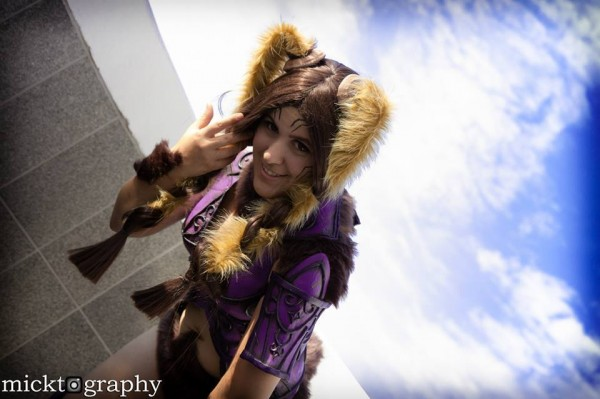 panne cosplay