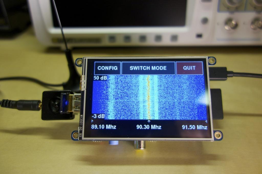 Demodulation of Arduino MX-05V transmitter signal
