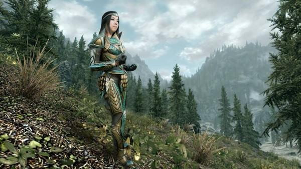 skyrim glass armor 2.5