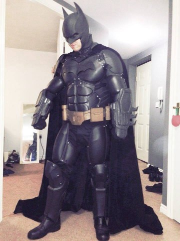 3d printed batman 1