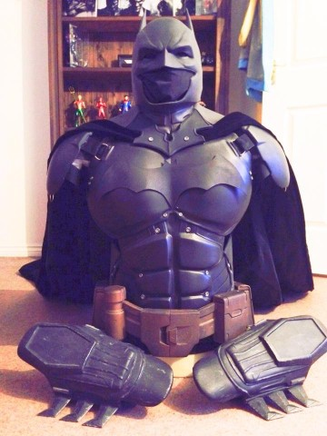 3d printed batman 3