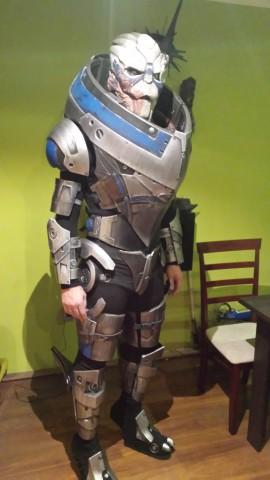 Garrus Vakarian costume 1