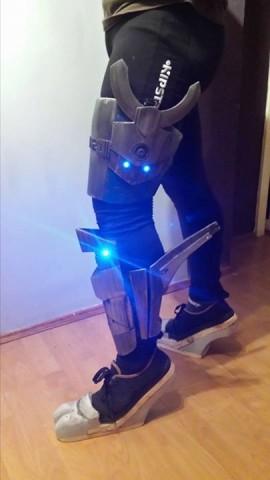 Garrus Vakarian costume 3