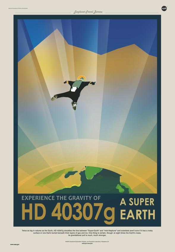 HD 40307g 20x30