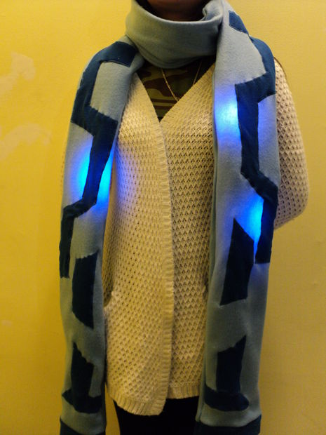 HaloScarf