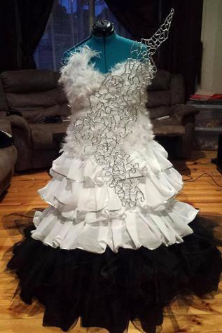 Katniss gown
