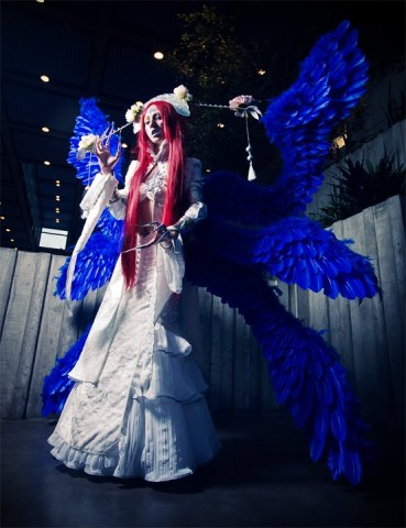 Lilith Sahl - Trinity Blood costume